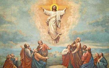Ako ich žehnal, vznášal sa do neba